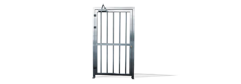 Pedestrian Security Gate