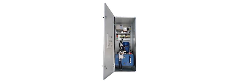 Electro-Hydraulic Swing Gate Operator