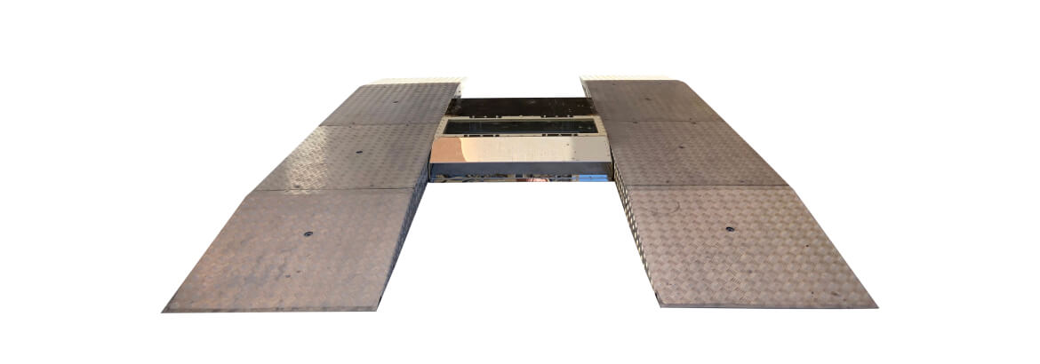Under Vehicle Inspection System (Surface Mount)