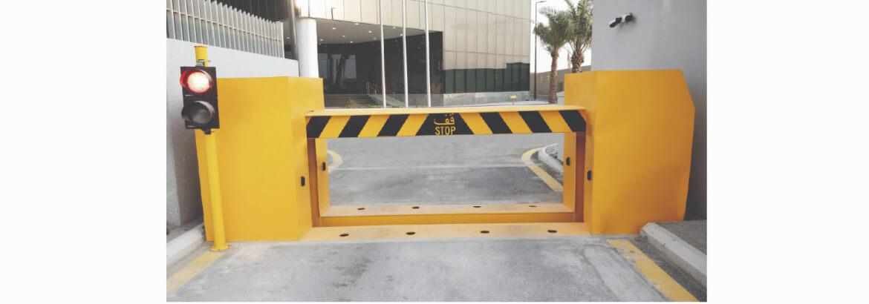 Vertical lift Barrier Series