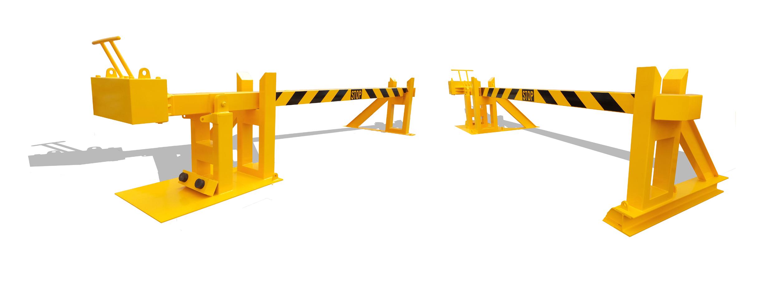 Manual Drop Arm Barrier