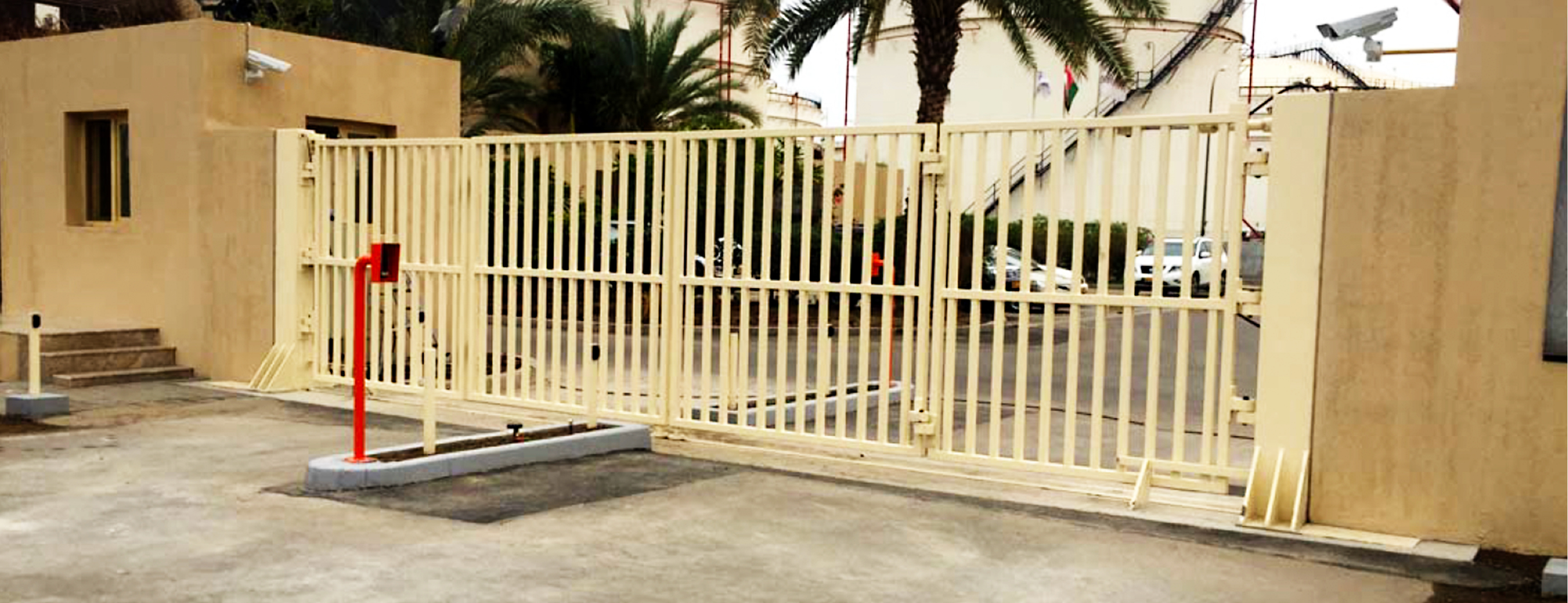 (FG) البوابة القابلة للطي