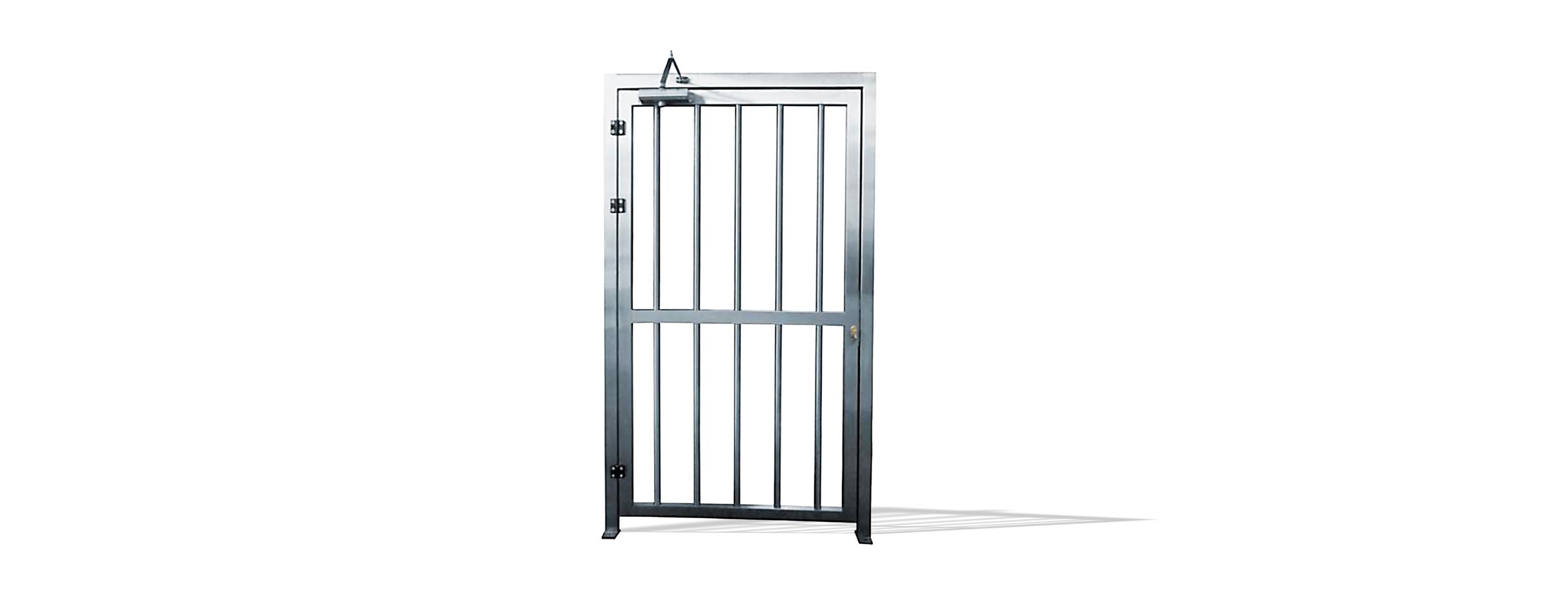 Porte De Sécurité Pour Les Piétons | PSG